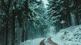 Northern Michigan snowfall far below seasonal averages