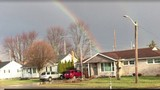 StormPins: Beautiful rainbow spotted in SE Michigan