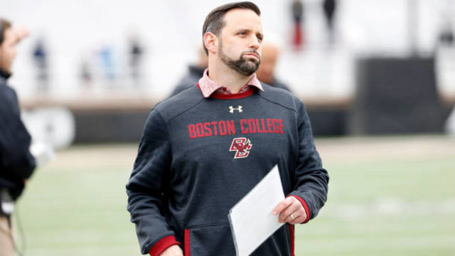 Michigan football coaches excited about Anthony Campanile's coaching,&hellip&#x3b;