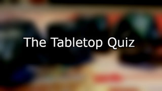 The Tabletop Quiz
