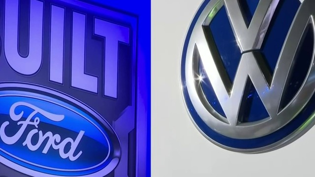 WATCH LIVE: Ford, Volkswagen to provide update on alliance
