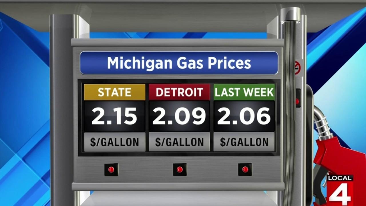 gas prices near me