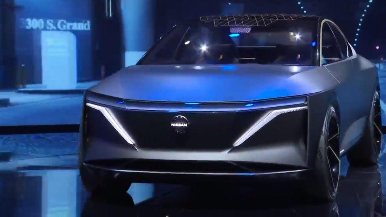 Video Thumbnail For Watch Nissan Reveals Ims Concept At Detroit Auto Show