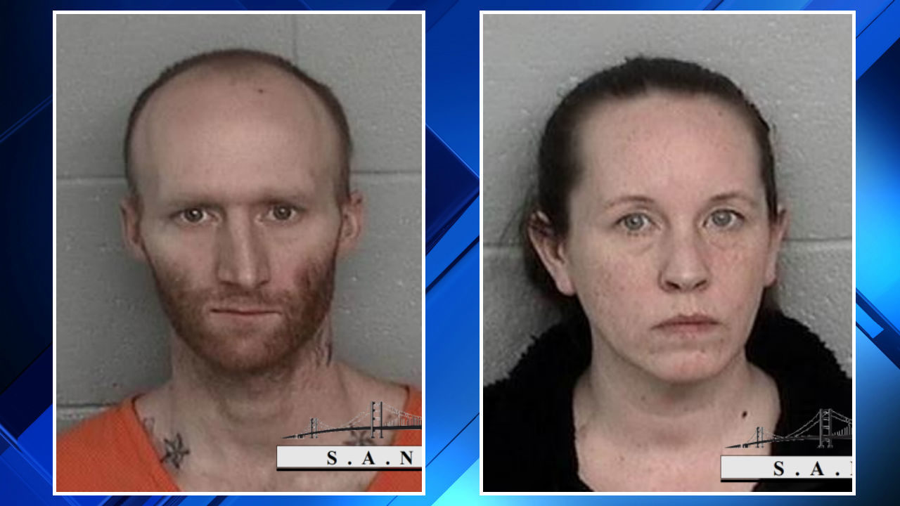 Michigan Couple Arrested For Operating Meth Lab With Their