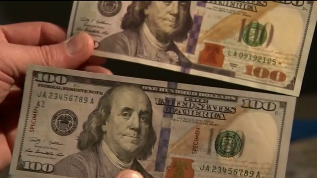 Local 4 Defenders: Experts weigh in on how to spot counterfeit cash
