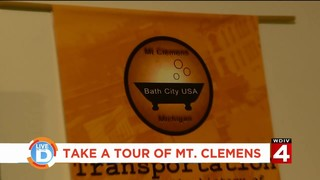 Take a tour of Mt. Clemens, where royalty and celebrities used to visit&hellip&#x3b;