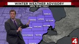Metro Detroit under Winter Weather Advisory until 10 a.m. Wednesday