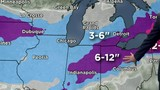 Metro Detroit weather: Tracking our weekend snowmaker