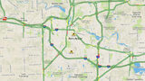 Check here: Ann Arbor traffic updates during icy commute