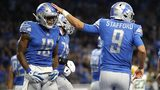 Detroit Lions WR Kenny Golladay doesn't think team needs Antonio Brown