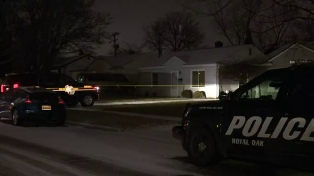 Royal Oak man suspected of killing father after police find body with…