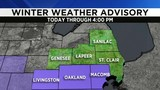 Metro Detroit weather forecast: Be prepared for a snowy Saturday