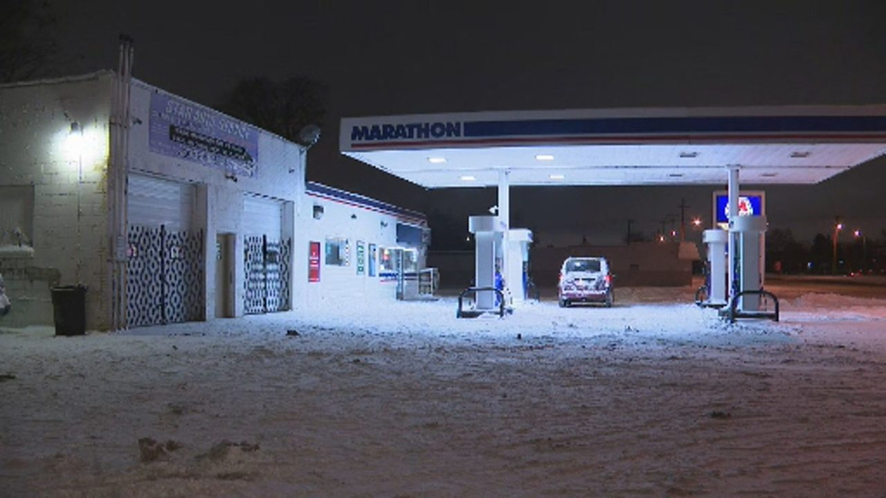 Police: Victim chased shooter with gun drawn before fatal Inkster gas station shooting