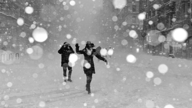 Snowfall total in Michigan so far, according to National Weather Service