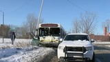 Cameras capture 2 DDOT bus crashes in dangerous driving conditions