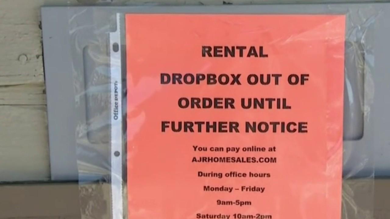 Video Thumbnail For Dozens Of Checks Money Orders Stolen Out Flat Rock Drop Box