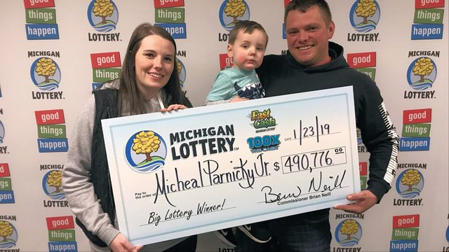 Michigan Lottery: Man wins $490K on scratch off ticket