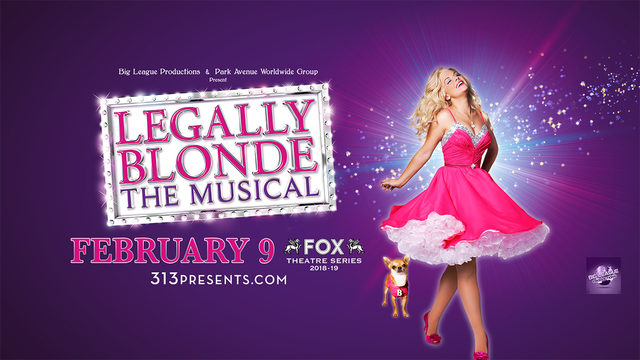It's a Local 4 Free Friday! Legally Blonde Rules