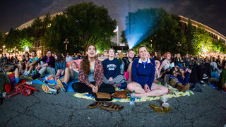 And this year's Movies by Moonlight at Ann Arbor Summer Festival are...