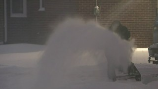 Macomb County residents digging out after winter storm