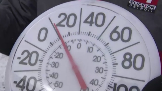 Metro Detroit residents cope with cold weather amid Arctic blast