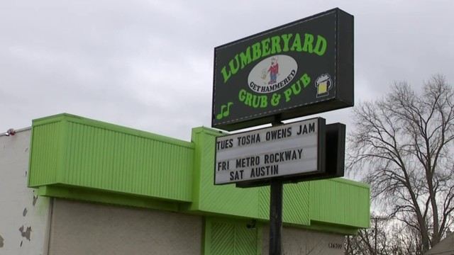 Tasty Tuesday: Lumberyard Grub and Pub in Warren