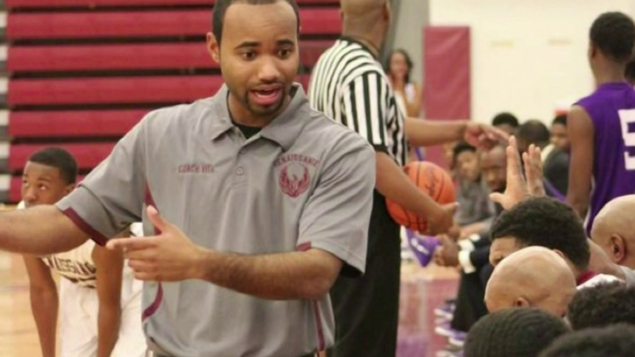 Former state champion River Rouge basketball coach grilled...