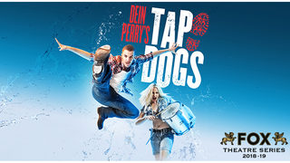 It's a Local 4 Free Friday!  Tap Dogs Rules