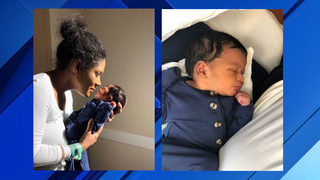 Local 4's Kimberly Gill gives birth to beautiful baby boy!