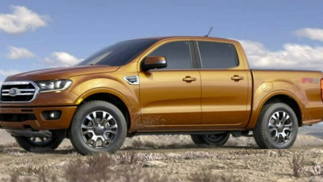 Select 2019 Ford Rangers recalled due to transmission fastener problem