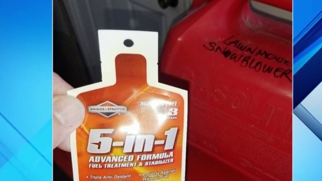 Don't make this costly snowblower fuel mistake