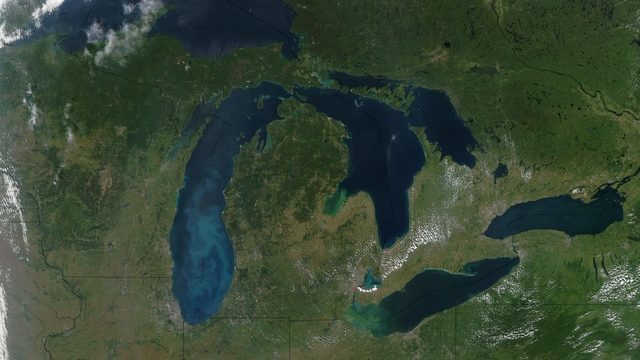 Trump's 2020 budget proposes 90 percent cut to Great Lakes Restoration&hellip&#x3b;