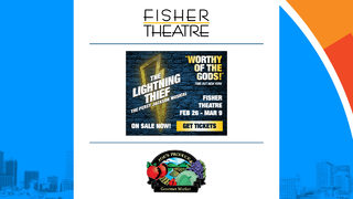 Live In the D: The Lightning Thief - The Percy Jackson Musical Contest Rules