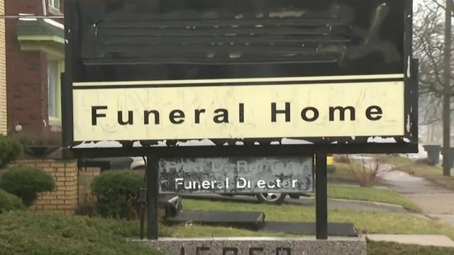 Detroit police find human remains at funeral homes: What we know