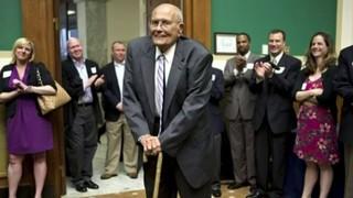 Remembering Army veteran, former Michigan Rep. John Dingell