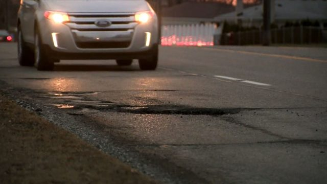 Tell us where the worst potholes are in SE Michigan; feel free to rant