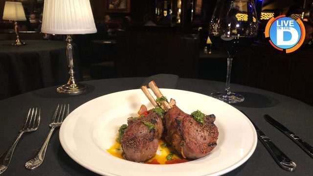 Dine in the D: Win a $200 gift card to The London Chop House in Detroit Rules