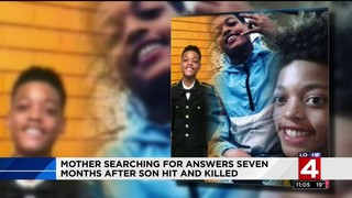 Mother remembers son killed in hit-and-run