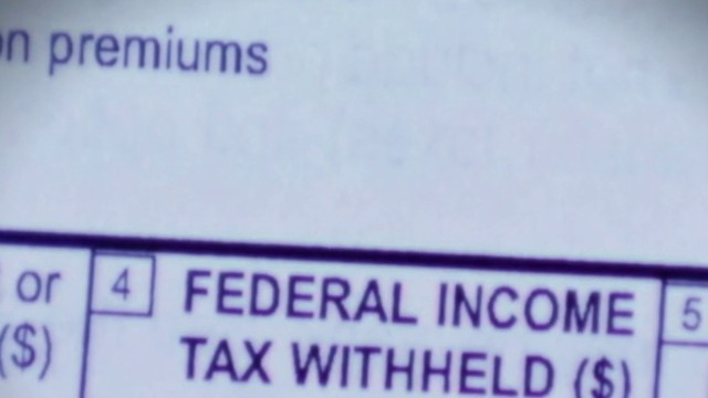 Here's why you should expect a smaller tax return this year