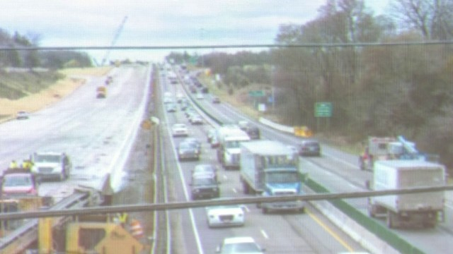 Next phase of I-75 overhaul starts next month in Oakland County