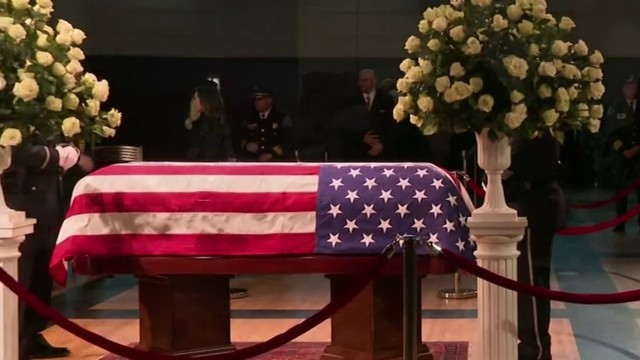 John Dingell to be laid to rest: Here are this week's funeral, burial plans