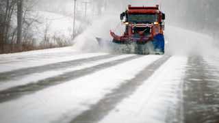 6.5 inches of snow reported in Ann Arbor on Feb. 17-18, 2019