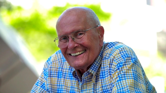 Video montage honoring former Michigan Rep. John Dingell