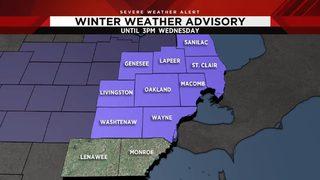 Metro Detroit under winter weather advisory: Track live updates, radar,&hellip&#x3b;