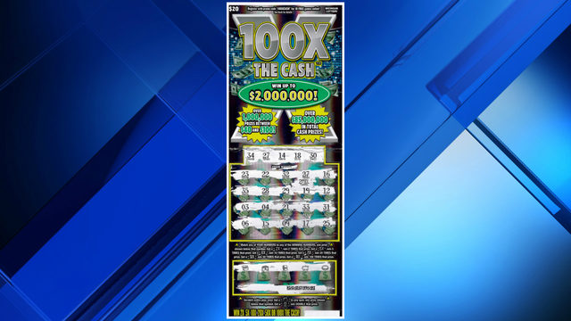Michigan Lottery: Woman wins $2 million on scratch-off ticket bought in&hellip&#x3b;