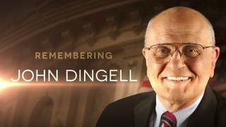 Former Michigan Rep. John Dingell to be laid to rest Thursday
