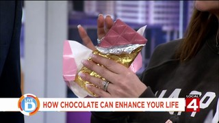 How chocolate can enhance your life