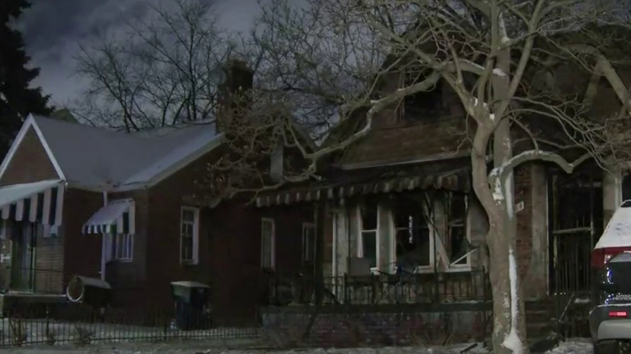 Child in grave condition after fire injures 2 boys, mother on Detroit's west side