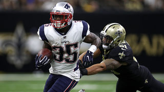 Report: Detroit Lions work out ex-Patriots, Bills running back Mike Gillislee