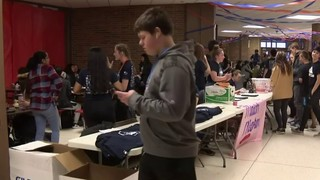 Troy Athens High School charity week chooses beneficiary nonprofit